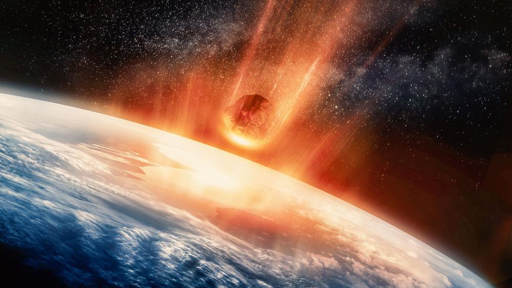 spaceasteroidmeteoras