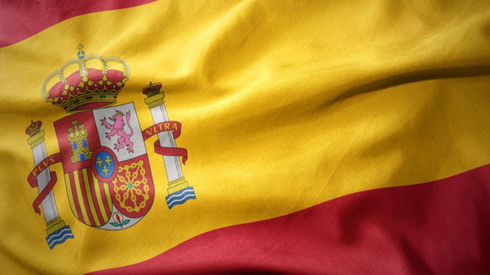 Spain Flag AS