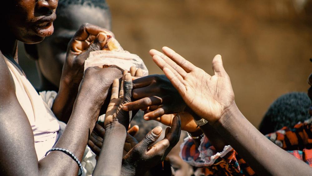 sudanfaminehungrypeopleas