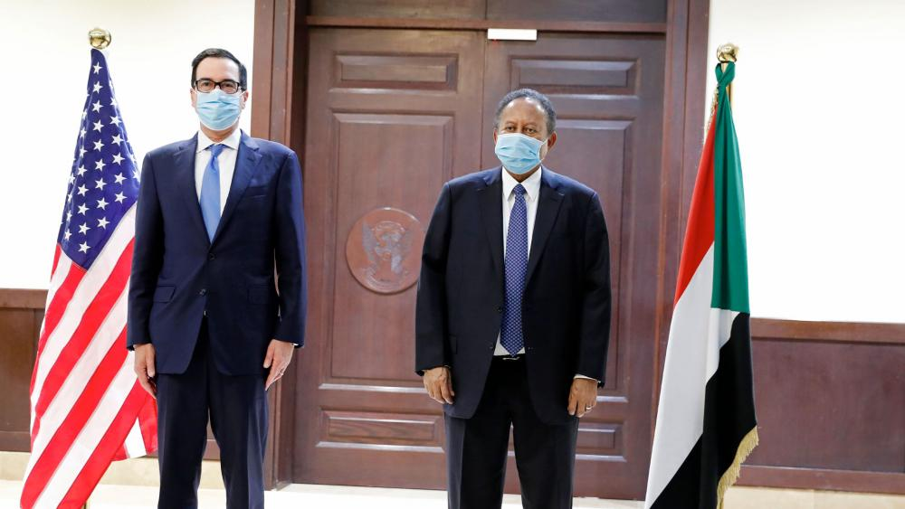 Sudan Signing Abraham Accord Photo Credit: AP