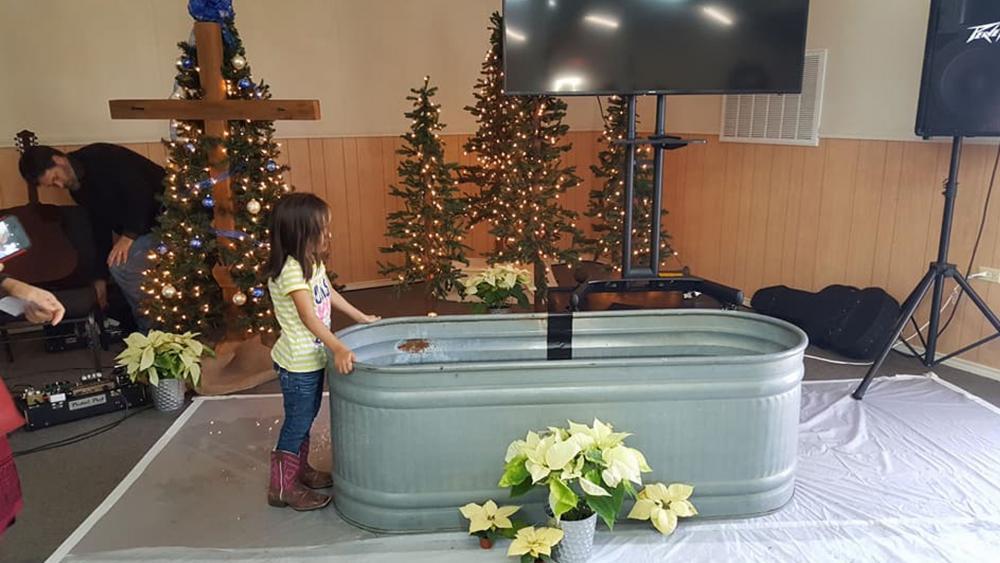 Sutherland Springs Church Christmas