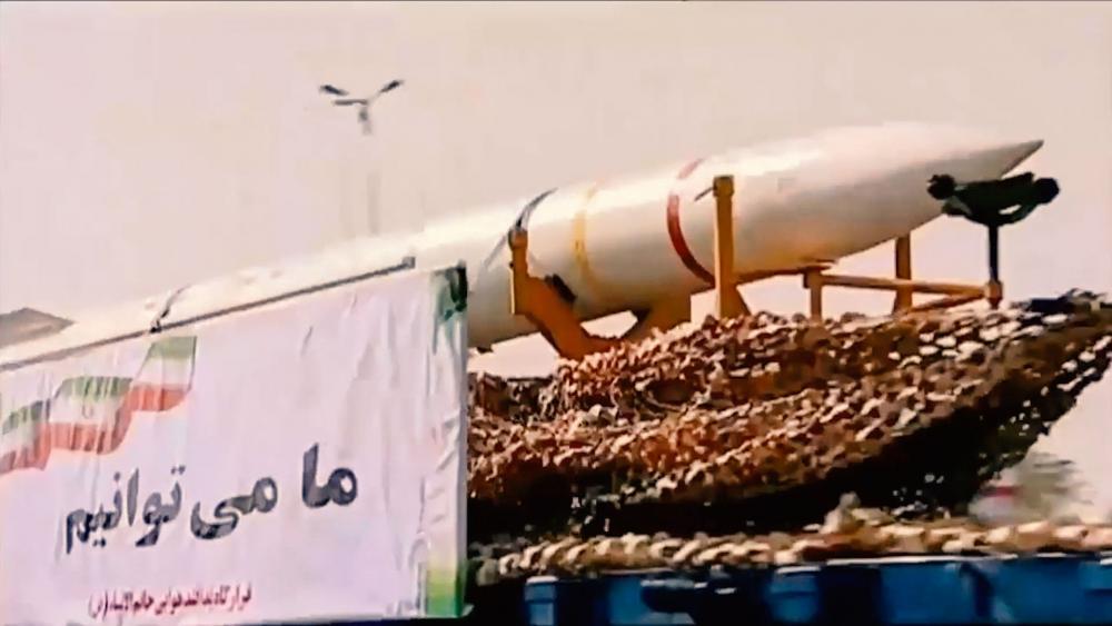 Syrian Missile, Illustrative