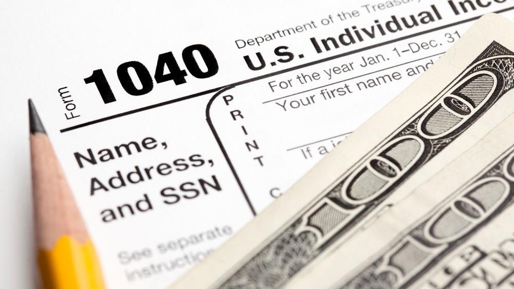 Tax Form1040