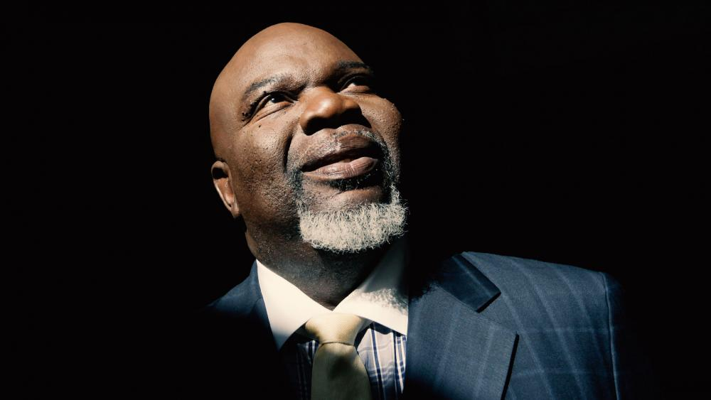 Fail Your Way Up': Bishop T D  Jakes' Best Advice for