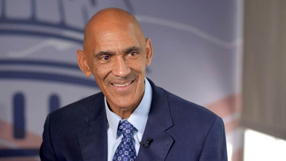 Image result for tony dungy