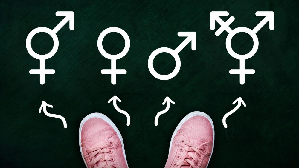 gender dysphoria (Adobe stock photo)