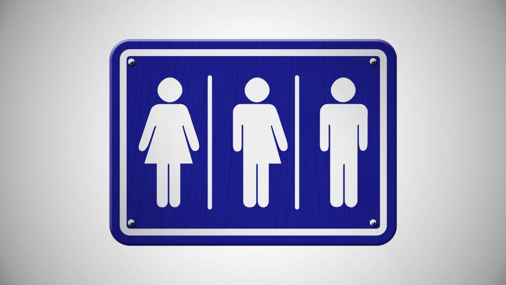 transgender restroom sign - Transgender Bathroom Sign