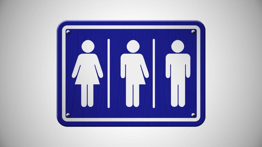 Transgender Restroom Sign