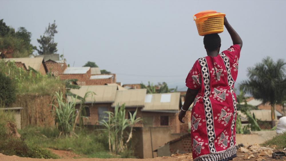 Uganda Woman AS
