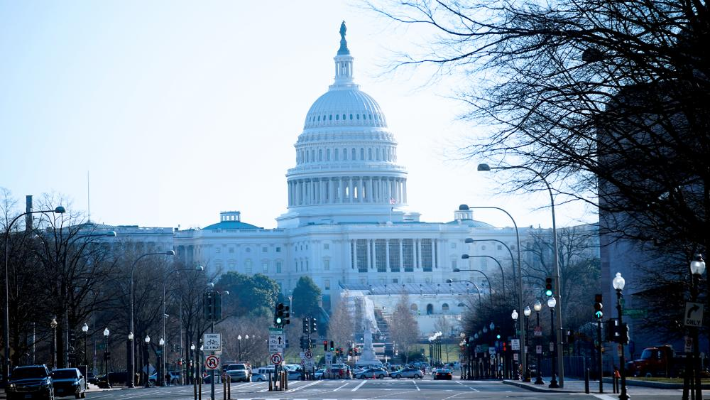 US Capitol  (AP Photo/Matt Slocum)