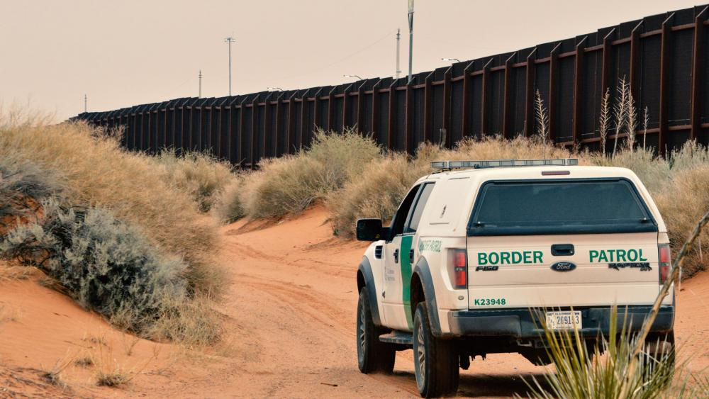 US Mexico Border AP