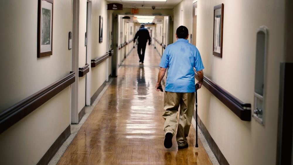 veteransaffairsmedicalcenterhallwayap