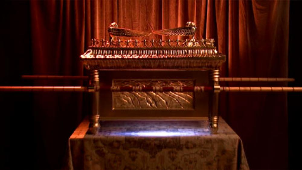 One Man's Quest for the Ark of the Covenant Takes Him Beneath the Temple Mount