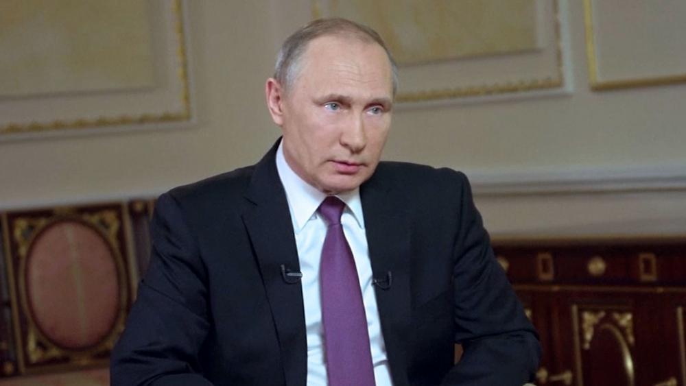 Vladimir Putin 4
