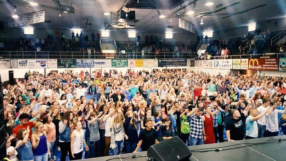 Revival in West Virginia