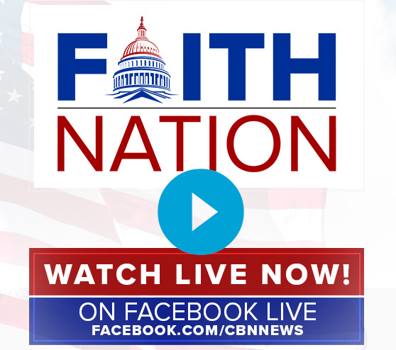 Watch Faith Nation Live